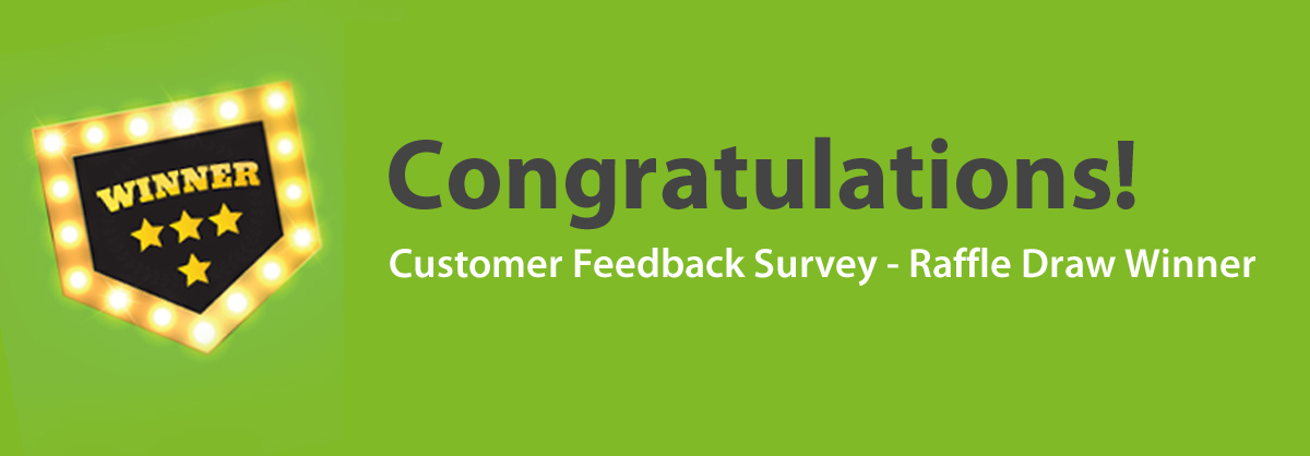 Home Matters - Customer Feedback Winner
