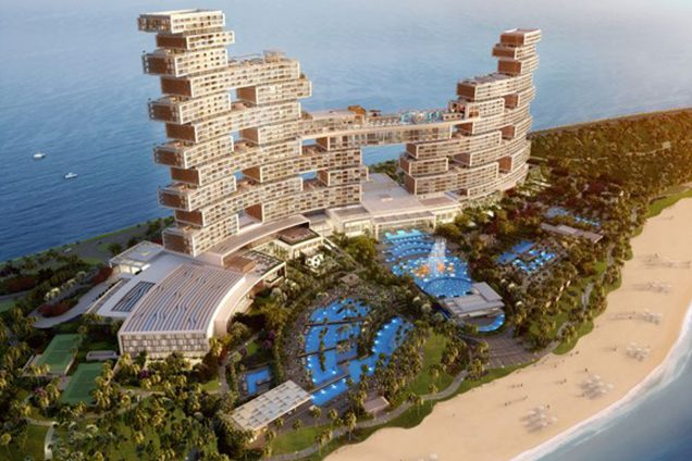 Dubai's second Atlantis - Royal Atlantis Resort & Residences