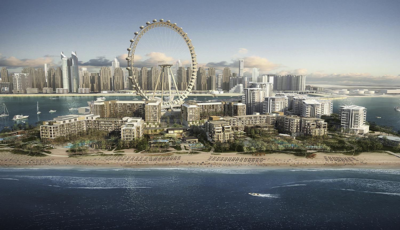 Meeras Bluewaters Dubai Property