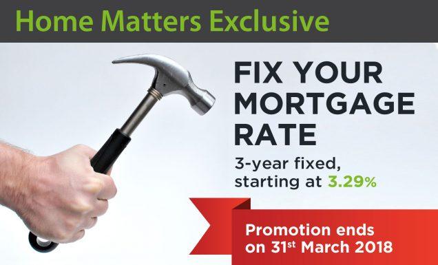 Dubai Mortgage - 3-Year Fixed Mortgage Rate