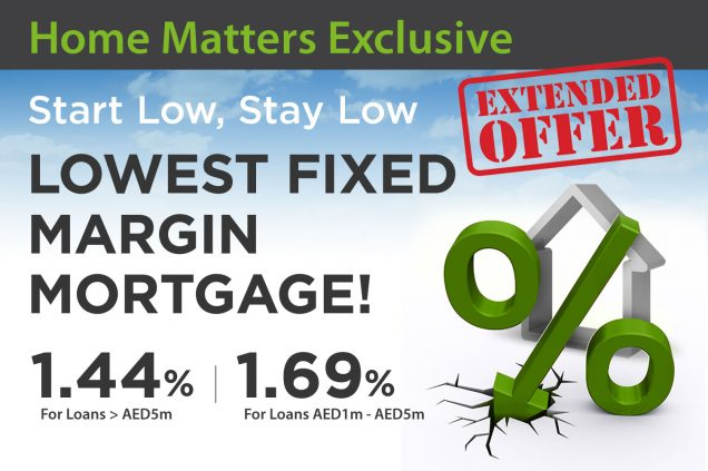 Dubai Best Mortgage - Lowest Fixed Margin