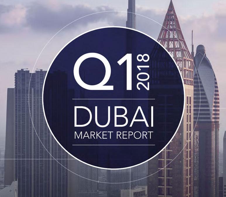 Q1 2018 Dubai Property Market Report