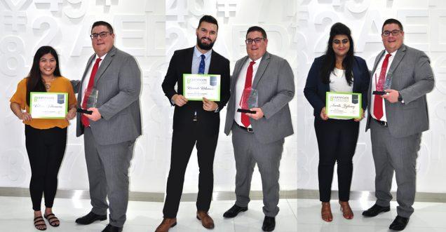 May 2018 Employee Awards