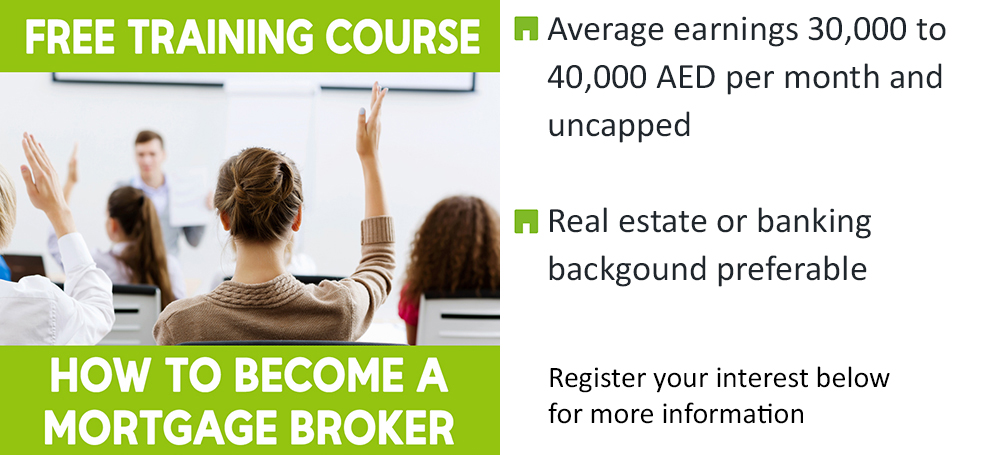 Free training course - become a mortgage broker